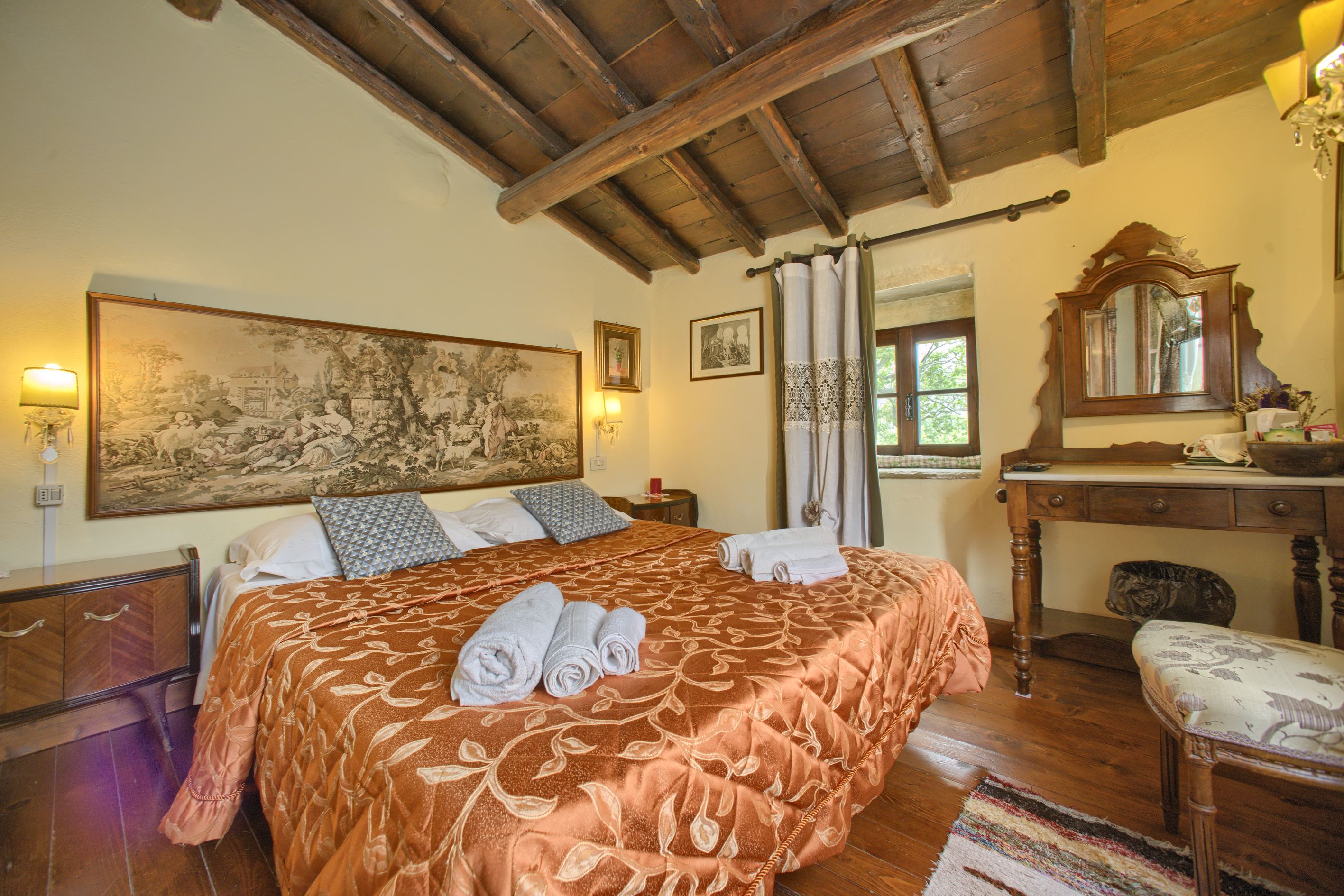 2 Settimane in Toscana in Camera o Piccolo Rustico