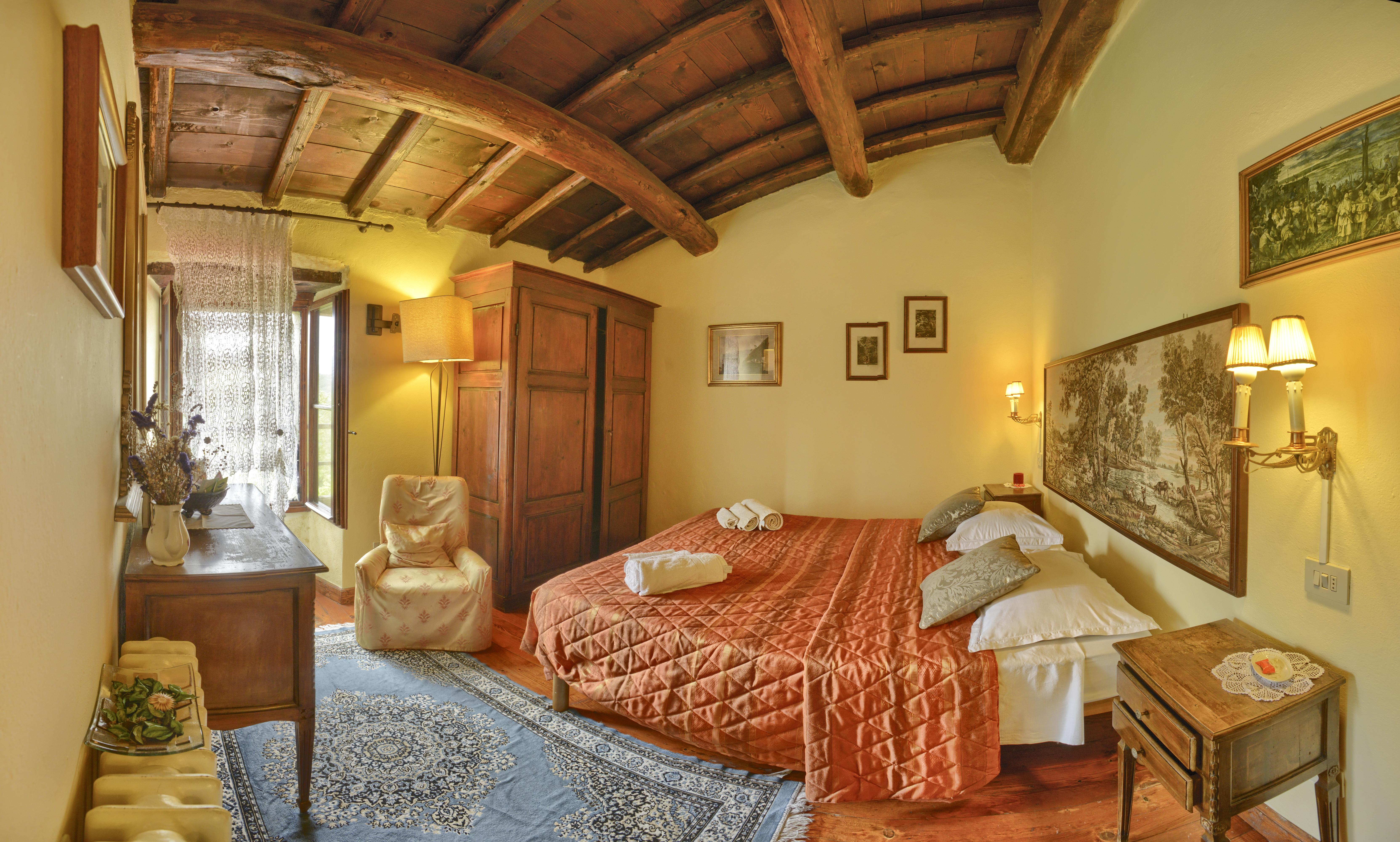 3 Settimane in Toscana in Camera o Piccolo Rustico